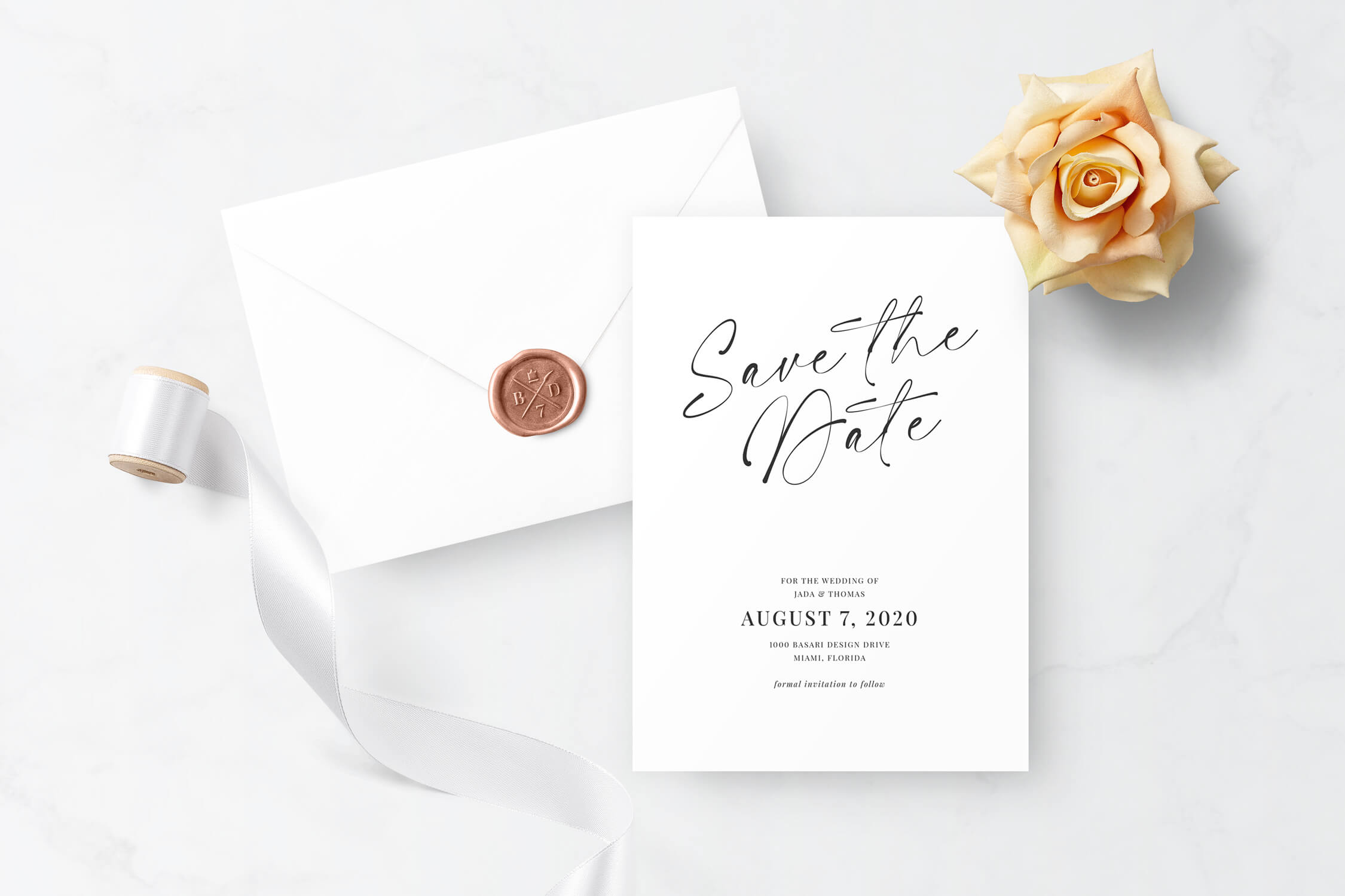 Basari Design - Save the date 001
